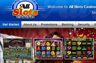 All Slots skutočné peniaze