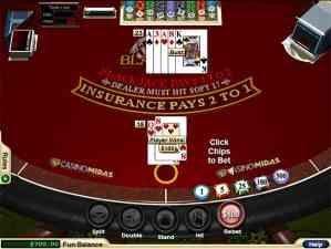 Casino Midas zadarmo